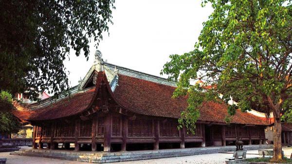 Đình làng Đình Bảng - Ngôi đình cổ kính nhất đất Kinh Bắc