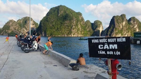 Quảng Ninh: Bãi tắm tự phát và những hiểm họa ĐÁNG SỢ !