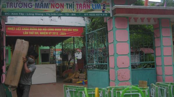 Bắc Ninh: Xôn xao vụ việc trẻ mầm non bị bỏng do cô giáo dùng vòi nước nóng xịt rửa