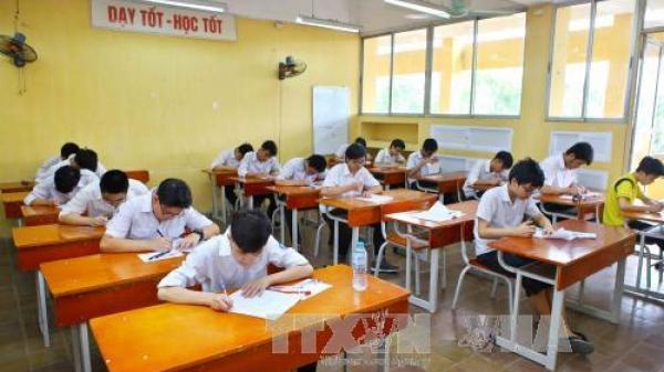 Quảng Ninh: Nhiều thí sinh vắng mặt tại kỳ thi tuyển sinh lớp 10