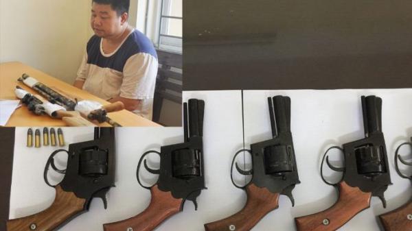 Bắt giữ 'ông trùm' sản xuất, cung cấp vũ khí quân dụng cho giới xã hội ở Quảng Ninh