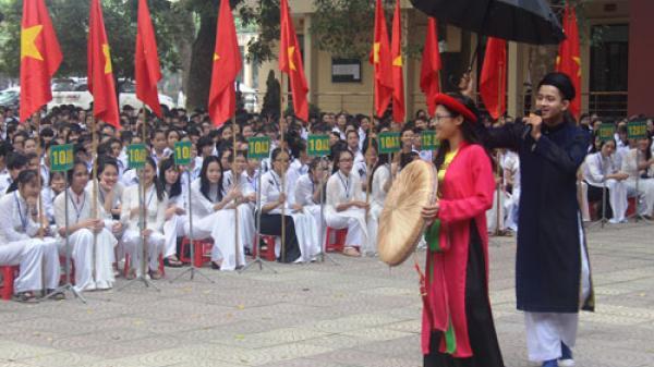 Ngưỡng mộ ngôi trường tại Bắc Ninh có 61 lượt thí sinh 27 điểm trở lên
