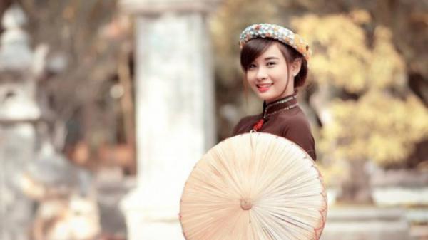 Dịu dàng chiếc nón quai thao của phụ nữ Kinh Bắc