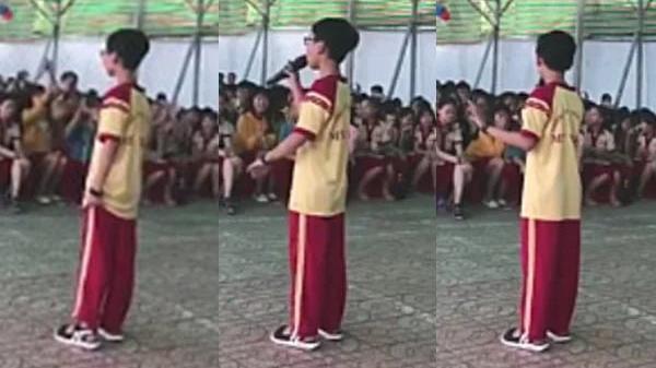 """""""Cậu bé Thị Mầu"""" quê Bắc Ninh – Quán quân Vietnam's Got Talent gây sốt khi cover bản hit của Hương Tràm"""