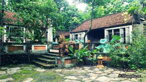 Về Bắc Ninh, ngắm nơi chốn lọt danh sách những ngôi nhà cổ đẹp nhất Việt Nam