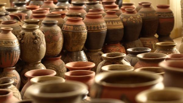 Khởi sắc làng gốm cổ truyền vùng quê Kinh Bắc
