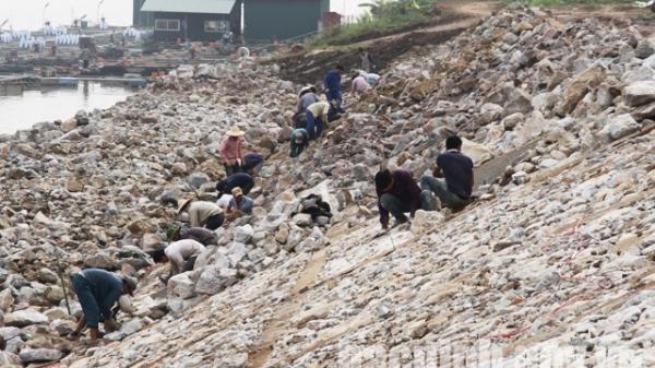 Bắc Ninh: Đầu tư 85 tỷ đồng tu bổ đê điều địa phương năm 2019