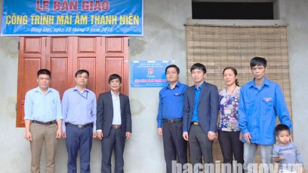 """""""Mái ấm thanh niên"""" – Dấu ấn tuổi trẻ Bắc Ninh tại cộng đồng"""