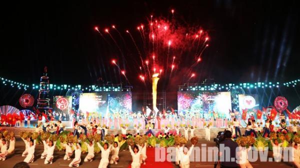 Khai mạc Đại hội Thể dục, Thể thao tỉnh Bắc Ninh lần thứ VIII năm 2018