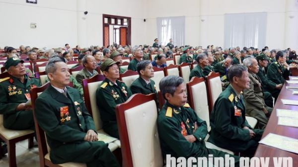 UBND tỉnh phê duyệt Điều lệ Hội chiến sỹ Thành cổ Quảng Trị năm 1972 tỉnh Bắc Ninh