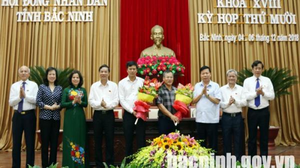 HĐND tỉnh miễn nhiệm và bầu bổ sung Ủy viên UBND tỉnh nhiệm kỳ 2016 - 2021