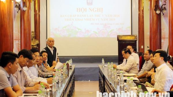 Hiệp hội doanh nghiệp nhỏ và vừa tỉnh triển khai nhiệm vụ năm 2019