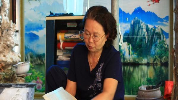 Bắc Ninh: Người con dâu giữ nghề làm tranh Đông Hồ