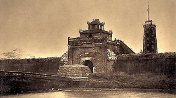 Thành cổ Bắc Ninh, một trong bốn tòa thành đẹp nhất Bắc Kỳ