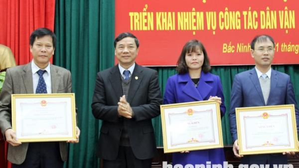 """Phát huy vai trò dân vận khéo trong thực hiện chủ đề """"Bắc Ninh chung tay vì môi trường sạch"""""""