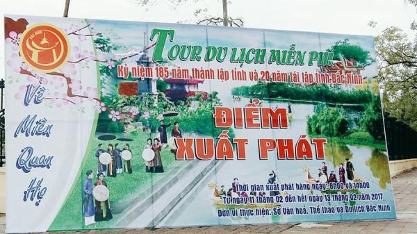 Bắc Ninh: Lần đầu tiên VIVU TẤT CẢ CÁC ĐIỂM DU LỊCH NỔI TIẾNG bằng xe bus hoàn toàn MIỄN PHÍ