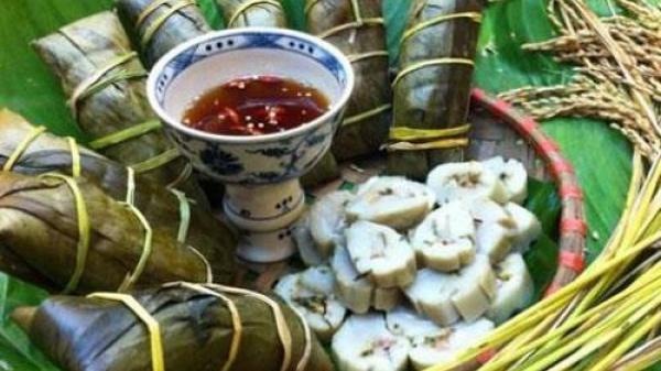 Bánh tẻ làng Chờ đậm đà hương vị xứ Kinh Bắc