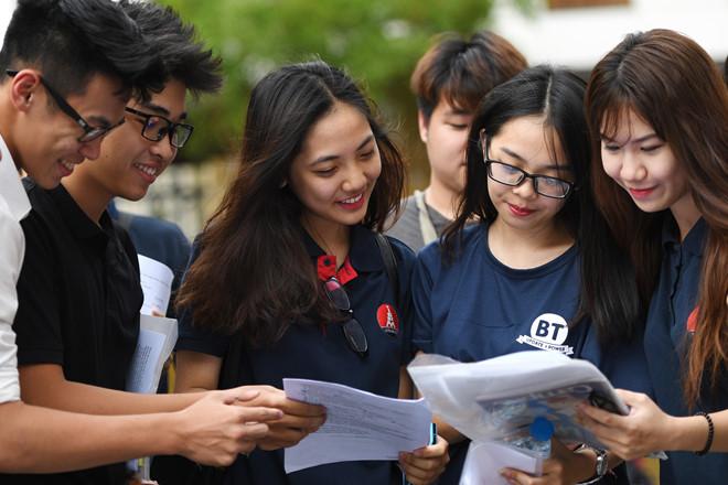 Bắc Ninh lọt top 20 tỉnh có điểm trung bình cao nhất thi THPT quốc gia 2019
