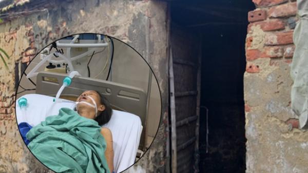 Gia cảnh éo le của người phụ nữ mù lòa, một mình chống chọi với căn bệnh ung thư quái ác mà thiếu tiền chữa trị