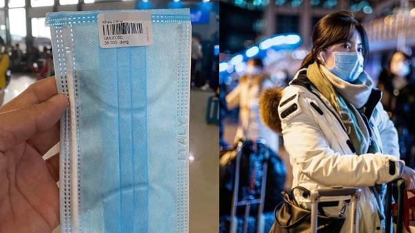 Khẩu trang 35.000 đồng ở sân bay giữa nỗi sợ virus corona