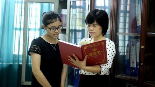 Độc nhất vô nhị : Nữ giảng viên Bắc Ninh đưa văn học vào môn Hoá