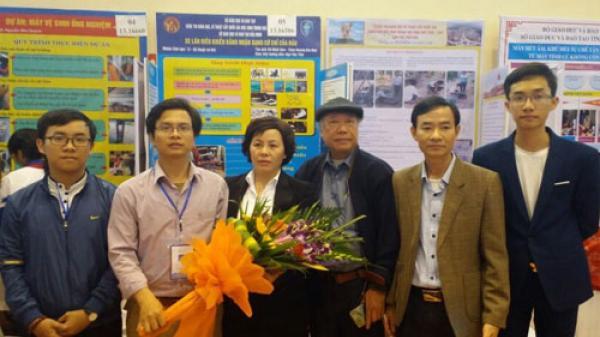 Bắc Ninh:  Học sinh lớp 12 sáng chế xe lăn điều khiển bằng cử chỉ của đầu