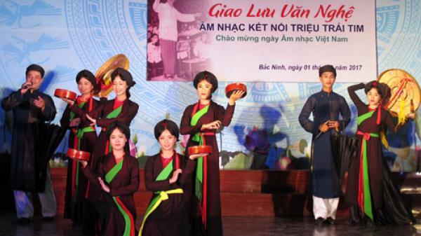 Góp phần phát triển sự nghiệp văn hóa du lịch Bắc Ninh