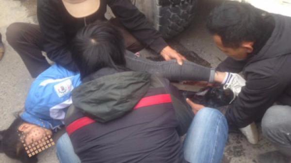 Bắc Ninh: Xót thương hai học sinh gặp nạn khi đi thăm thầy cô