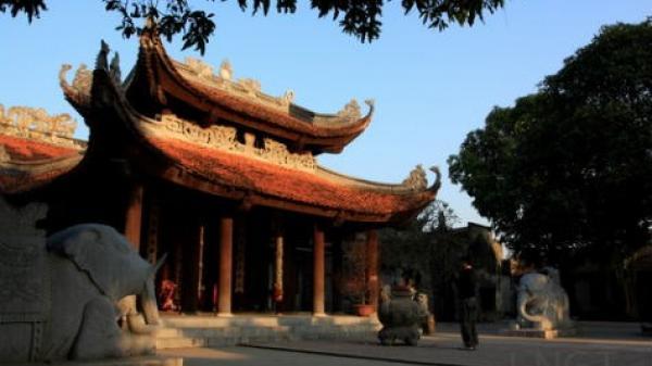 Ghé thăm đền Đô (Bắc Ninh) - nơi thờ tám vị vua triều Lý