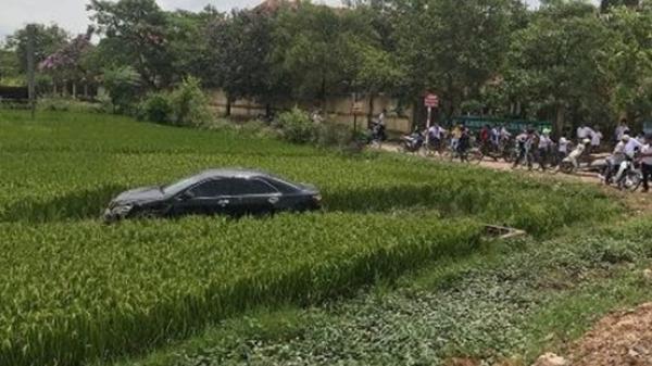 Bắc Ninh: Khởi tố tài xế xe Camry đâm 3 học sinh tử vong