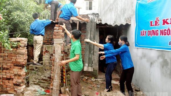 Bắc Ninh: Năm 2017 phấn đấu hoàn thành xây mới 854 nhà ở dột nát, xuống cấp cho hộ nghèo
