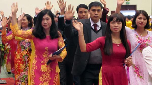 Ngành GD-ĐT thành phố Bắc Ninh: 95% giáo viên có trình độ trên chuẩn