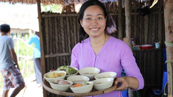 Nữ thạc sĩ Bến Tre bỏ phố vào rừng làm ăn với nông dân