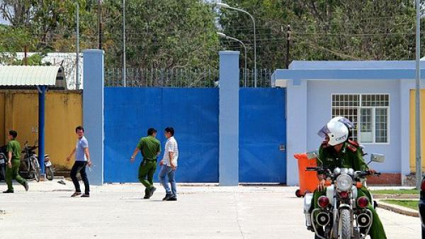 Bến Tre: Học viên cướp xe trên đường trốn trại