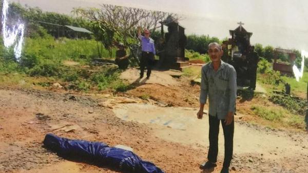 Lời khai lạnh người của đối tượng Bến Tre thiêu chết vợ rồi mang xác phi tang tại nghĩa địa