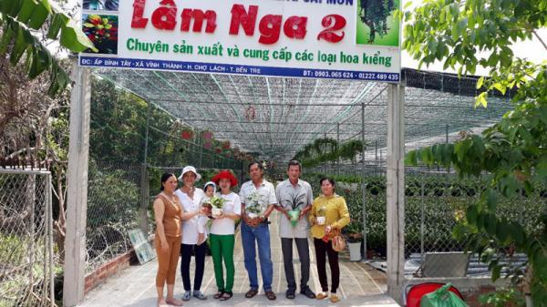 """Bến Tre có 1 nông dân đạt danh hiệu """"Nông dân Việt Nam xuất sắc"""""""