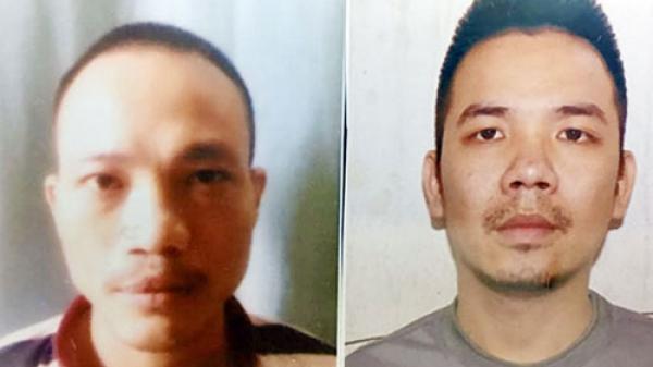 Hai tử tù vượt ngục bị phát hiện ở Quảng Ninh