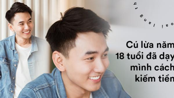 Blogger điển trai quê Bến Tre Khoai Lang Thang tiết lộ từng bị l.ừa tiền năm 18 tuổi, giàu hơn rất nhiều khi bỏ nghề kỹ sư để làm du lịch