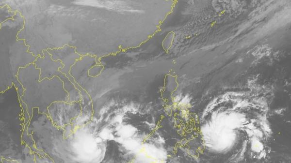 Tin bão số 15 mới nhất 21/12: Bão Kai-tak chưa tan, lại xuất hiện cơn bão Tembin