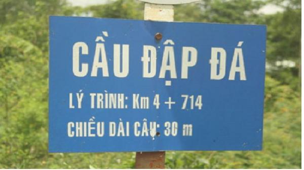 Những tên cầu độc đáo nhất Việt Nam