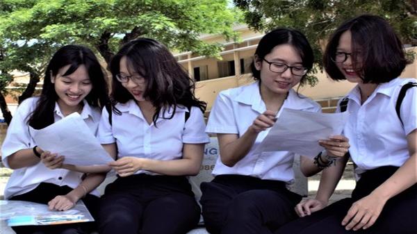 Công bố kết quả thi THPT Quốc gia năm 2017: Có 70 bài thi đạt điểm 10