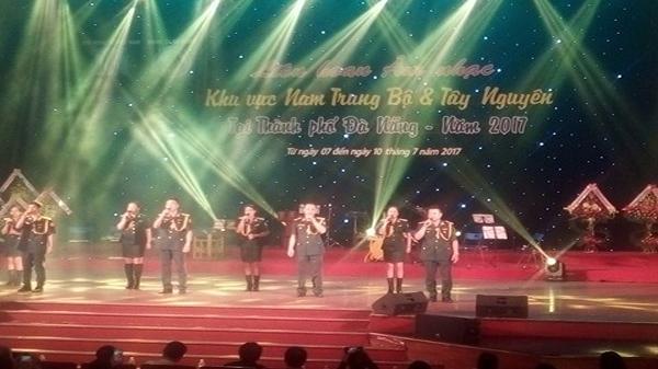 Liên hoan Âm nhạc khu vực Nam Trung Bộ - Tây Nguyên – 2017: Bình Định đạt 1 giải A, 1 giải B