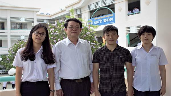 Bình Định: Gặp những 'siêu thí sinh'