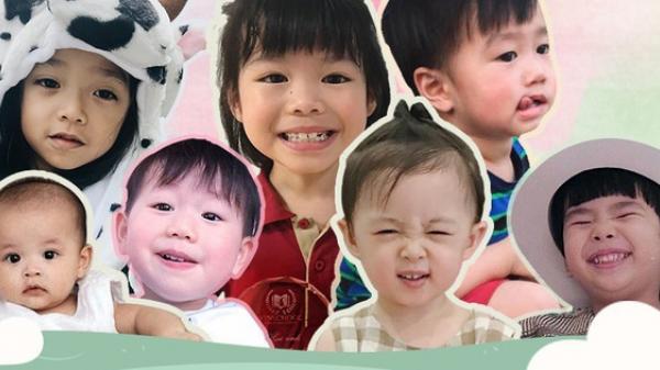 7 nhóc tỳ nổi đình nổi đám trên MXH: Con tim liêu xiêu vì bé nào cũng siêu cấp đáng yêu!