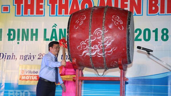 Khai mạc Ngày hội Văn hóa - Thể thao miền biển tỉnh Bình Định lần thứ XIII