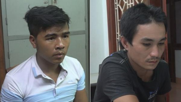 Bình Định : Bắt 2 đối tượng trộm cắp chuyên nghiệp