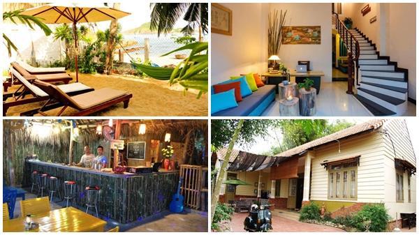 6 homestay nhỏ xinh để du khách nghỉ chân ở Quy Nhơn