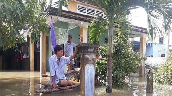 14 người chết, mất tích, miền Trung tiếp tục mưa lũ lớn
