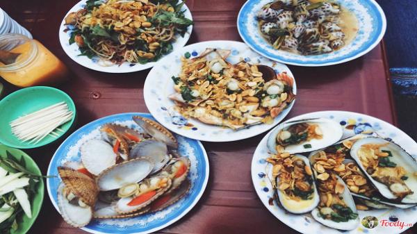 Hạnh phúc trào dâng, lân xân tận hưởng 5 thiên đường ăn uống ở Quy Nhơn