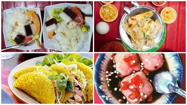 """""""Cầm lòng không nổi"""" với những món ngon khó cưỡng ở thánh địa ăn vặt Phan Bội Châu"""